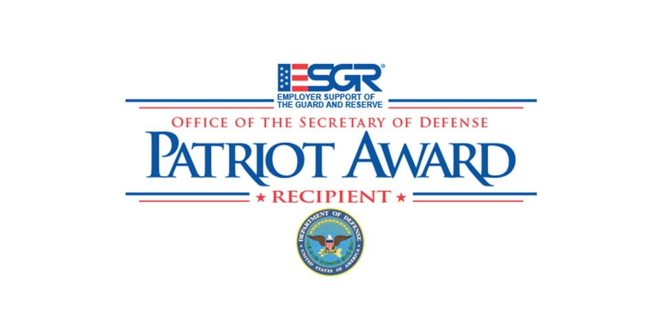 Patriotic Employer Award